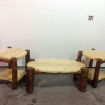 Cedar Coffee and End Tables